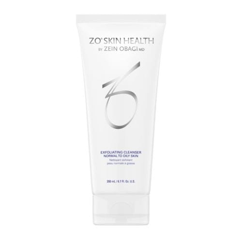 exfoliating cleanser van zo skin health