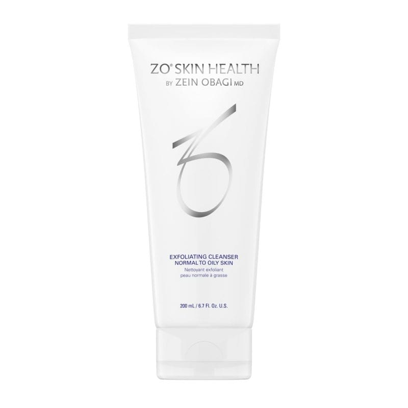 exfoliating cleanser van zo skin health