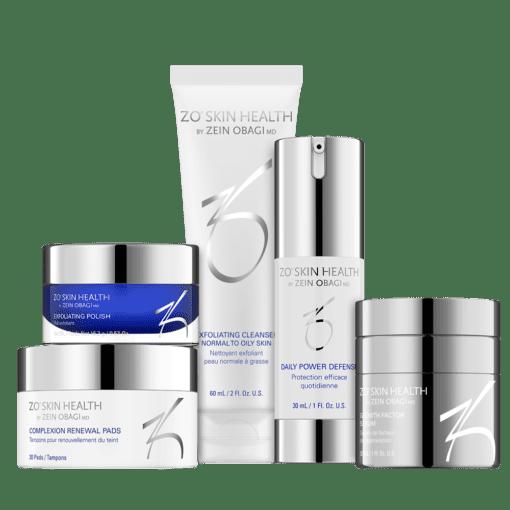 antiaging programma kit zo skin health