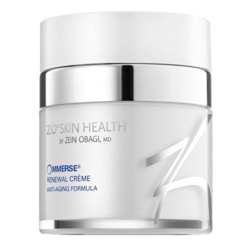 Ommerse Renewal Creme bevat pure retinol en krachtige anti-oxidanten om de huidbarriere te herstellen, de huid te verjongen en het hydrateert de huid, de hele dag door.