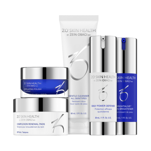 Skin Brightening Program van zo skin health