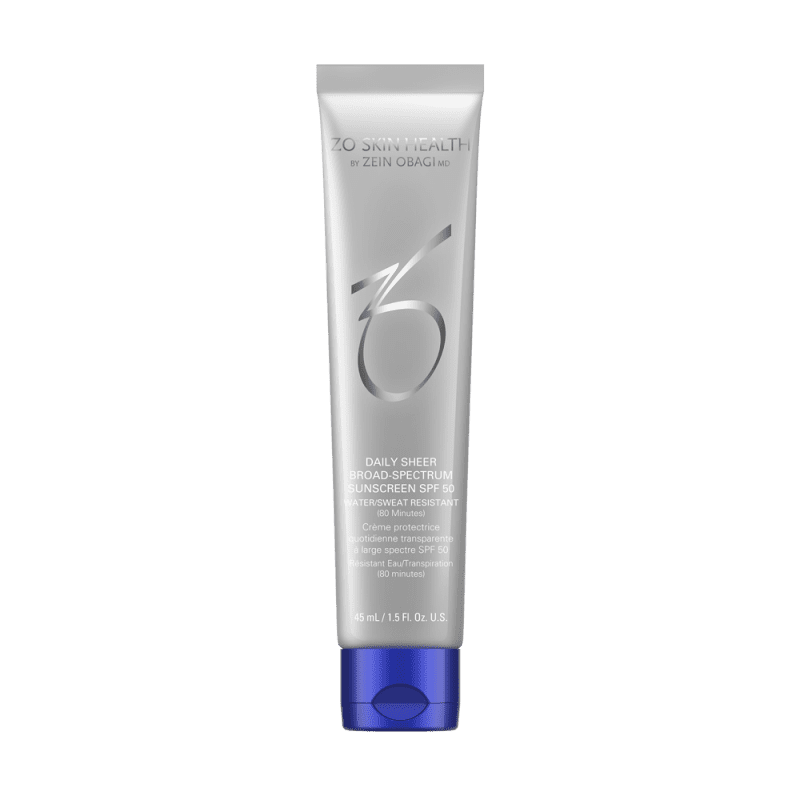 zo skin health DAILY SHEER BROAD SPECTRUM SPF 50