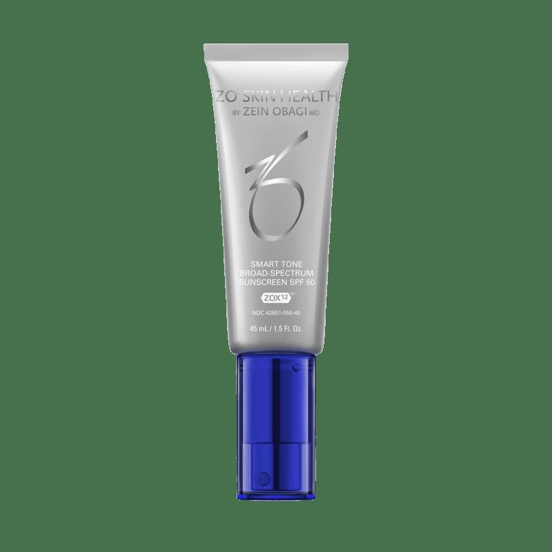 zo skin health smart tone broad spectrum sunscreen spf 50