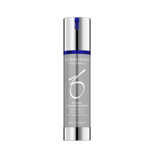 Retinol Skin Brightener is een middel dat het natuurlijke pigment reguleert. Een mengsel van werkzaam retinol (0,25%, 0,5% en 1,0%), melanineremmers, vitamine C en antioxidanten wordt afgegeven om de kwaliteit van de toon snel te verhelderen en te egaliseren.
