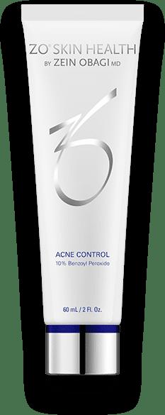 acne control van zo skin health met 10% BENZOYL PEROXIDE