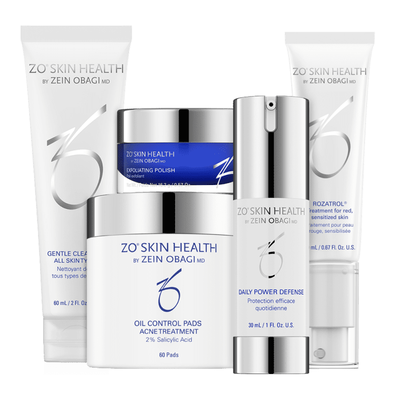 skin normalizing kit zo skin health