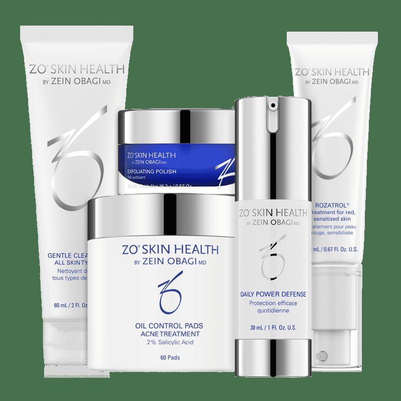 skin normalizing kit zo skin health