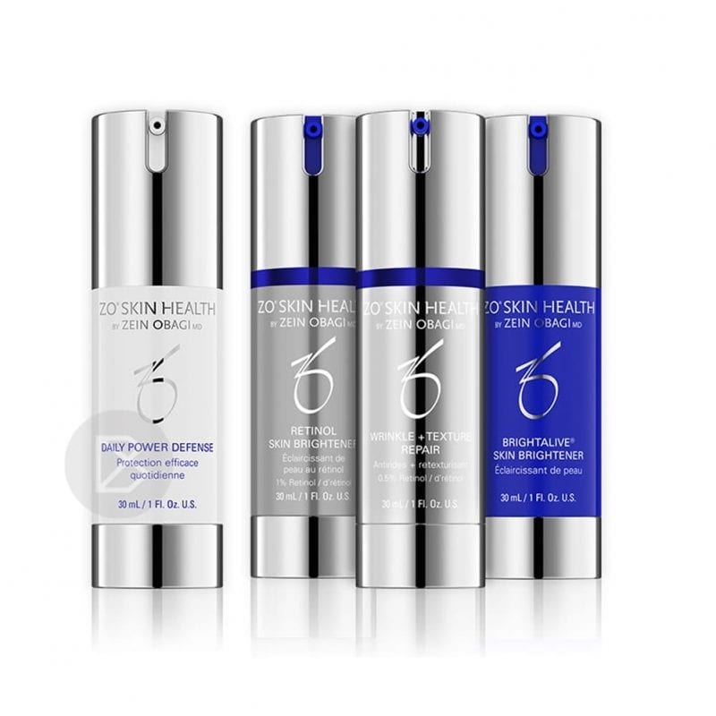 zo skin health brightening kit