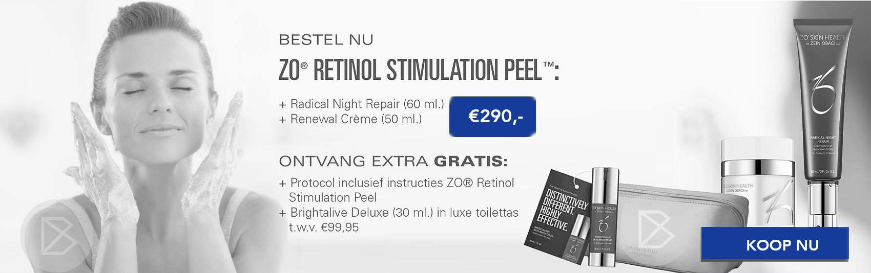 Retinol Stimulation peel header