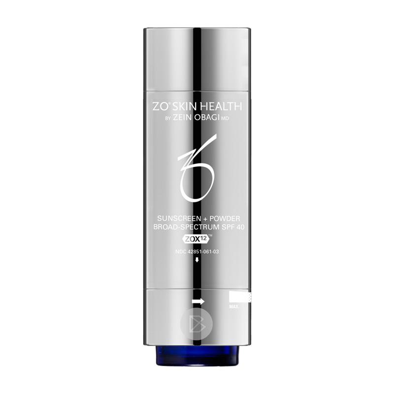 Beautifulskin ZO Skin Health Sunscreen Powder Broad Spectrum SPF 30 Brush Gesloten