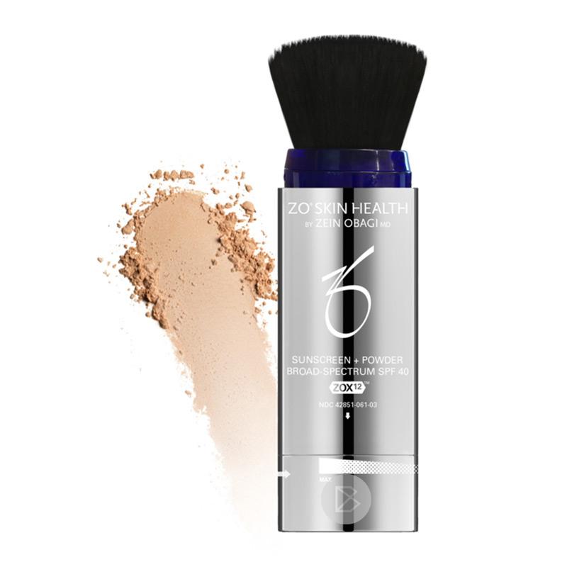Beautifulskin Zo Skin Health Sunscreen Powder Broad Spectrum SPF 30 Medium